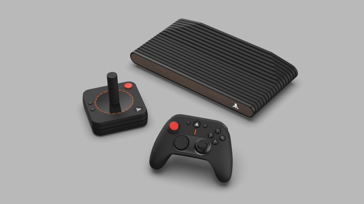 Atari VCS 2020 gaming and computer system blends the best of PCs and consoles