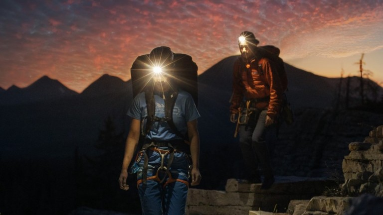 BioLite Headlamp 750 has 8 lighting modes