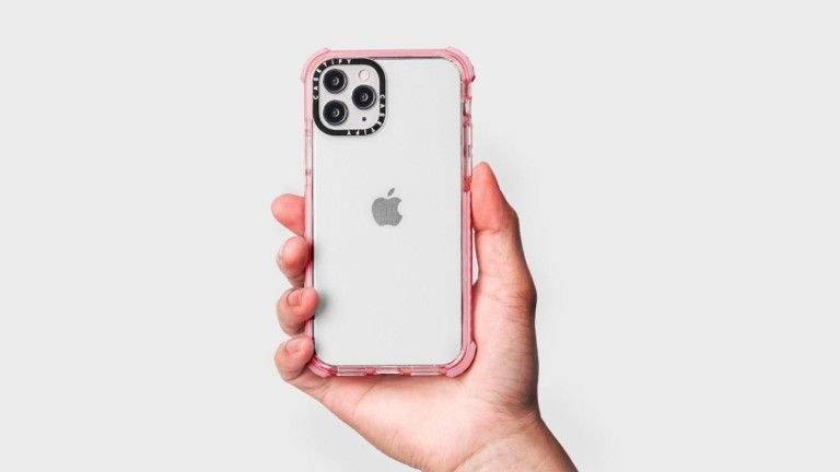 Casetify Custom iPhone 12 Ultra Impact Case uses innovative shockproof material