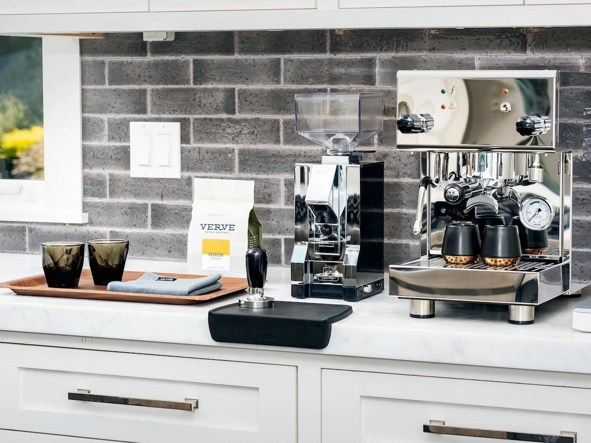 Eureka Mignon Silenzio espresso grinder gives you a relaxed home espresso experience
