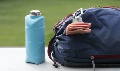 DiFOLD Origami Bottle Novel Reusable Bottle