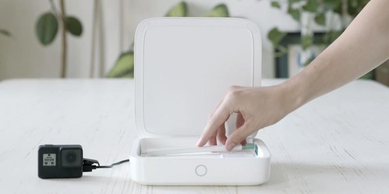 Einova Mundus Pro sanitizing device