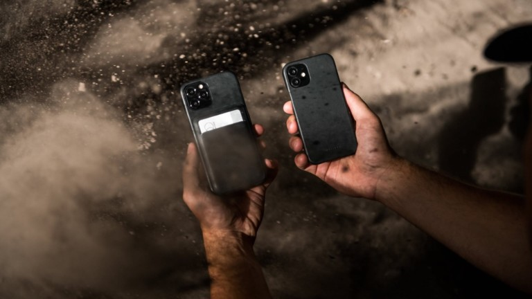 Ekster modular iPhone 12 case collection has built-in magnets for add-on features