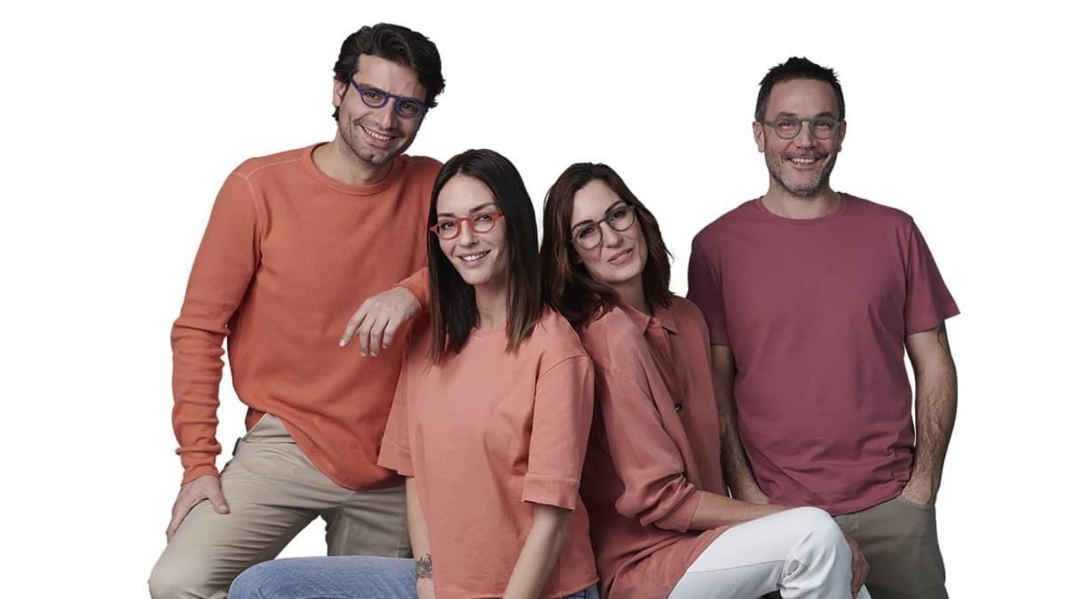 Flexsee Magnetic Hinge Smart Glasses