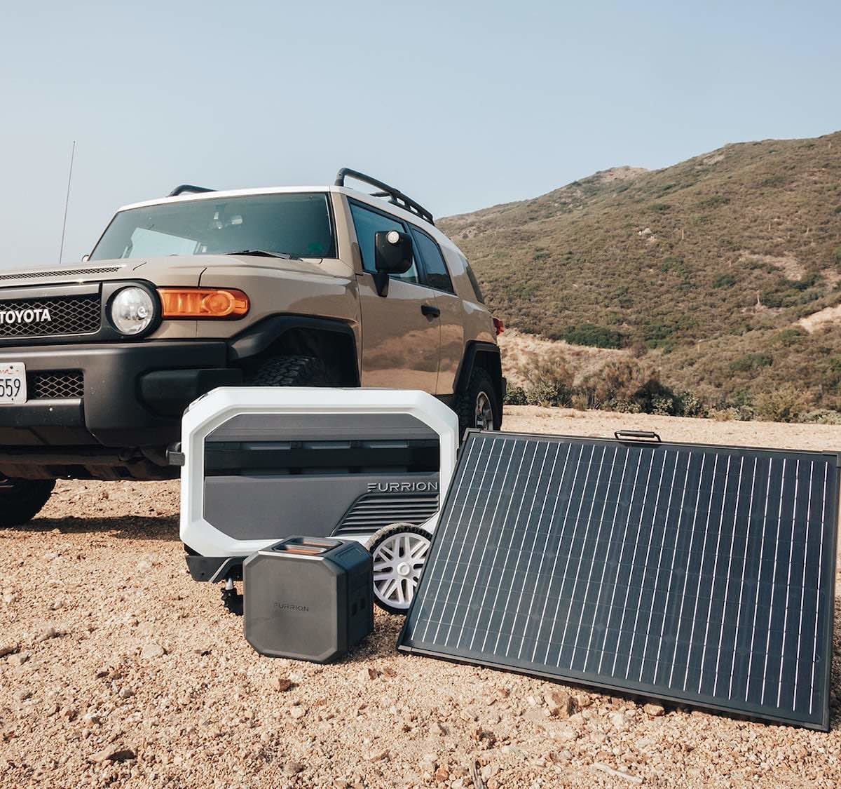 Furrion eRove battery-powered cooler provides incredible off-grid cooling