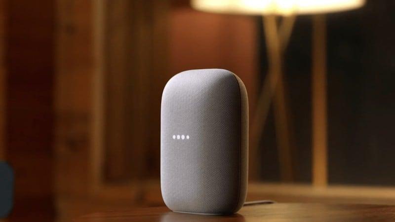 Google Nest Audio Design