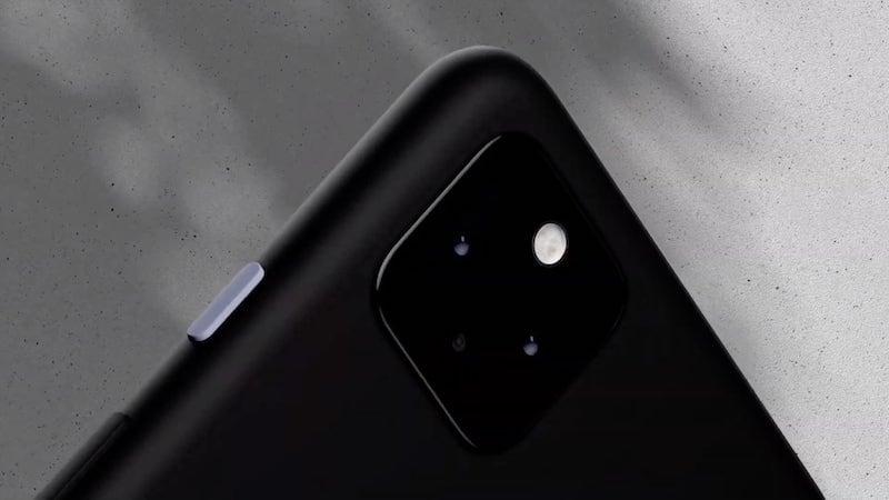 Google Pixel 4a 5G in Black