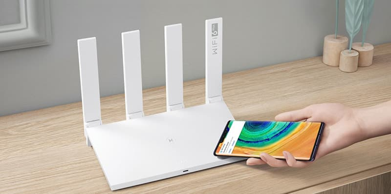 Huawei WiFi AX3 Quad-Core Router