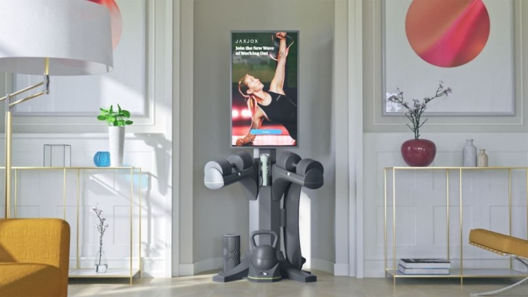 JAXJOX InteractiveStudio Home Fitness Equipment