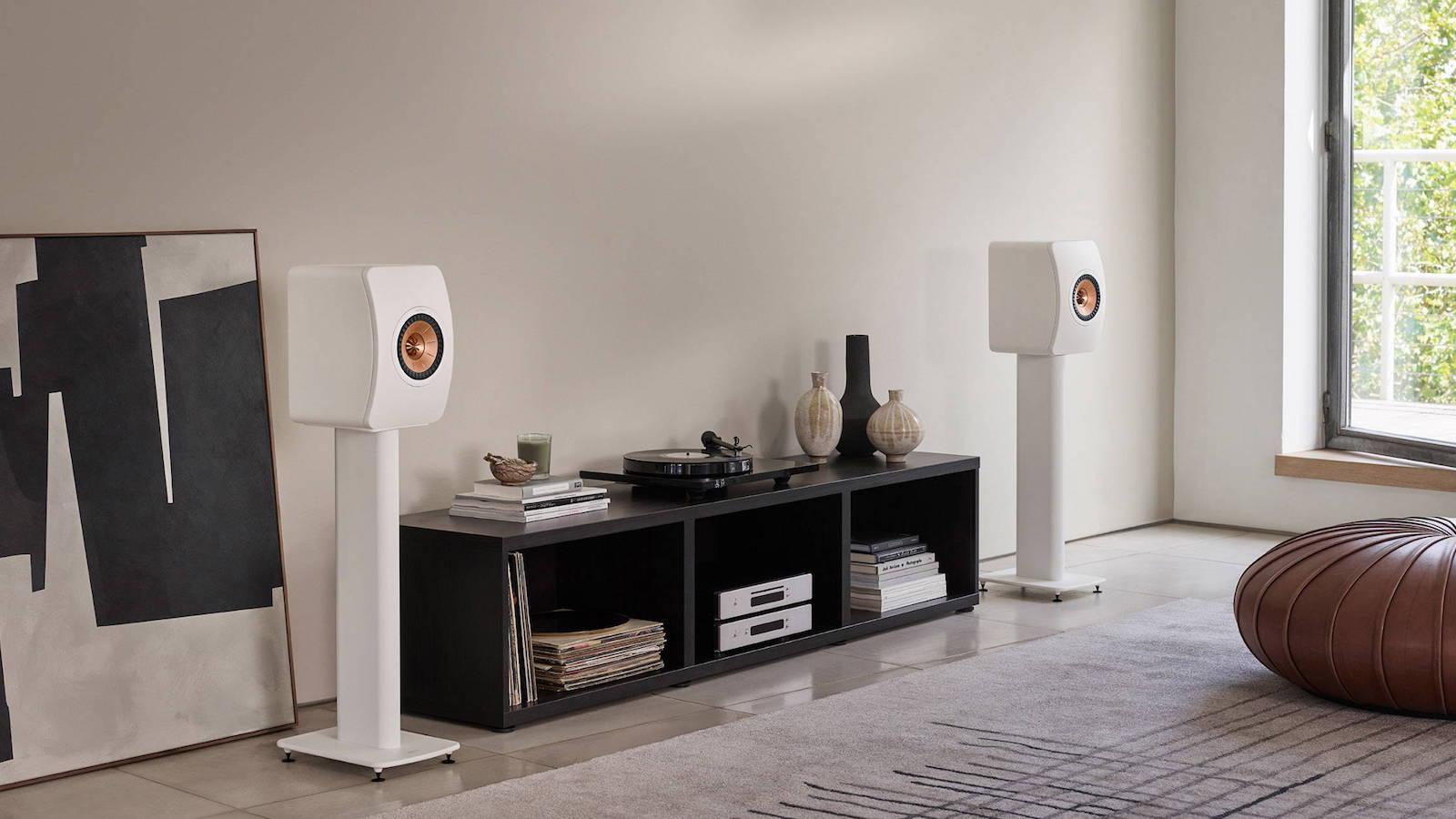 KEF LS50 META bookshelf loudspeaker