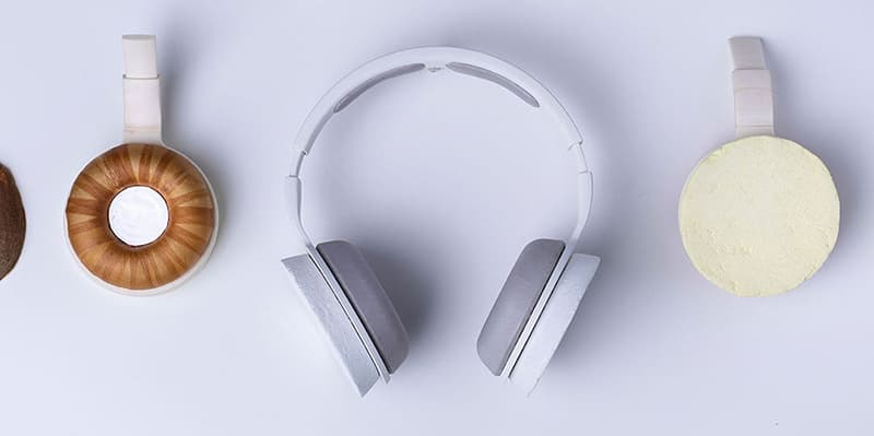 Korvaa Microbe-Grown Headset