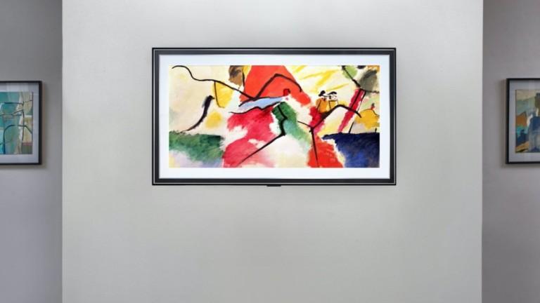 LG 2020 Gallery Series OLED TVs