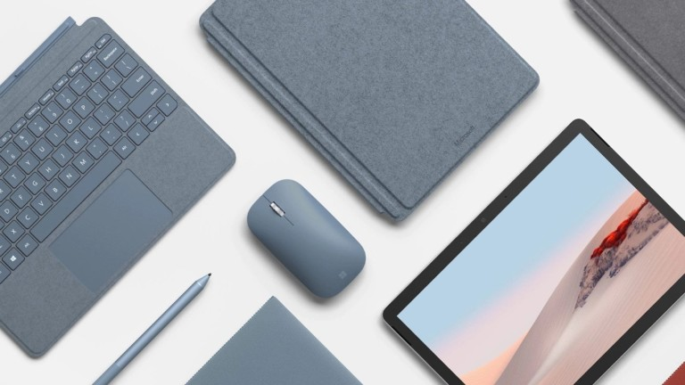 Microsoft Surface Mobile Mouse has a one-year battery life