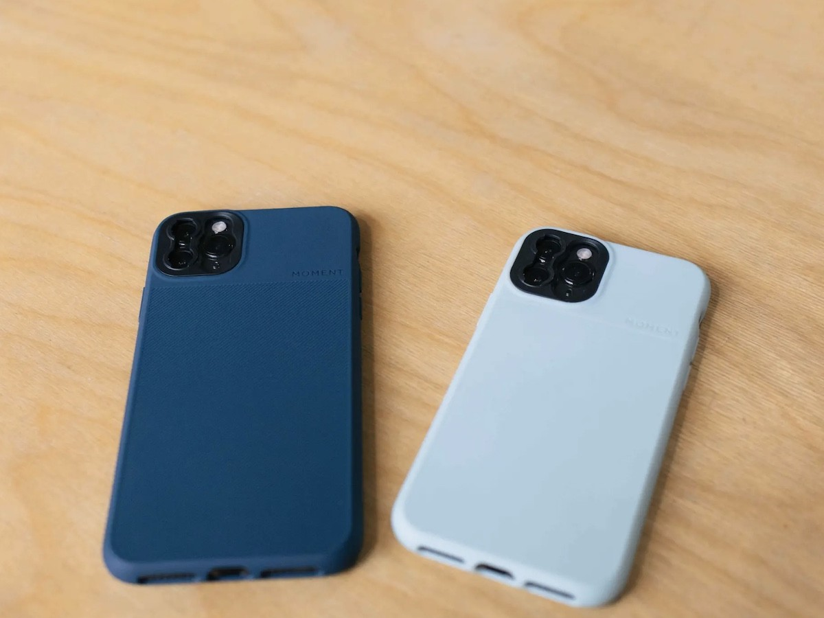Moment iPhone 12 Thin Case offers Qi wireless charging compatibility