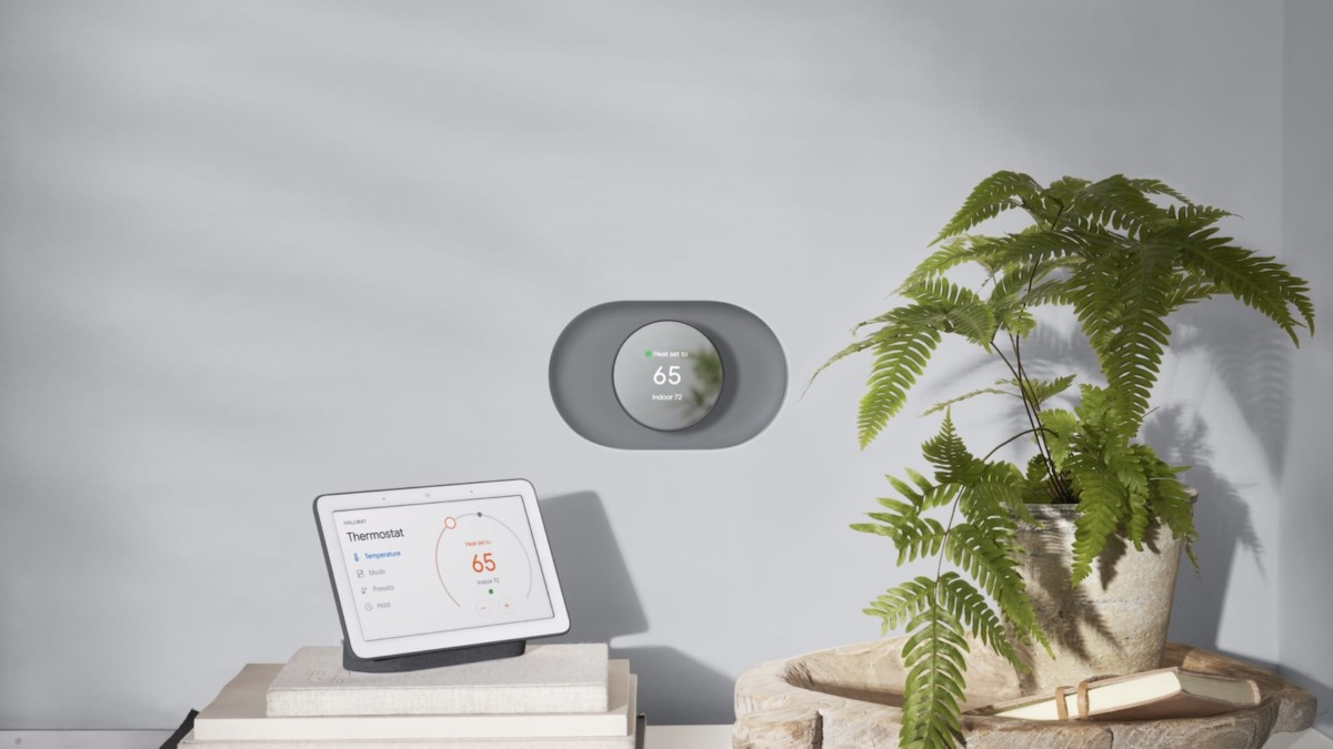 Nest Thermostat 2020 saves up to 15% on your energy bills