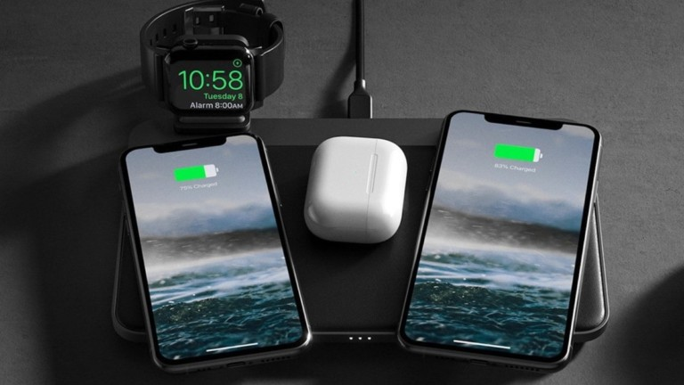 Nomad Base Station Pro 18 Coil Wireless Charger