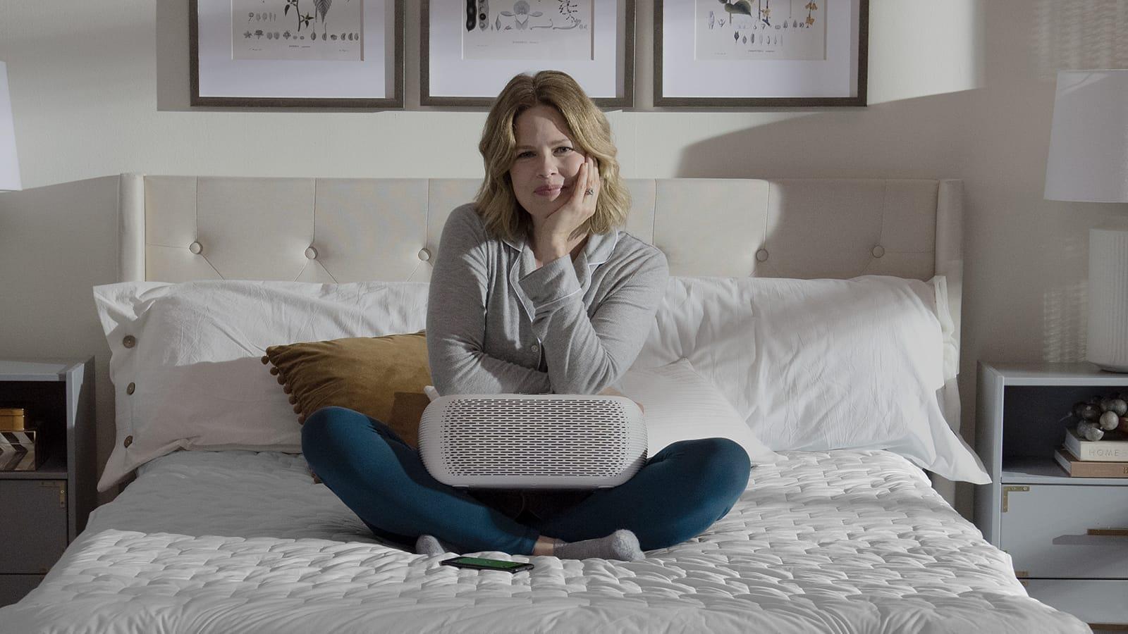 ChiliSleep OOLER advanced sleep system lets you sleep as nature intended