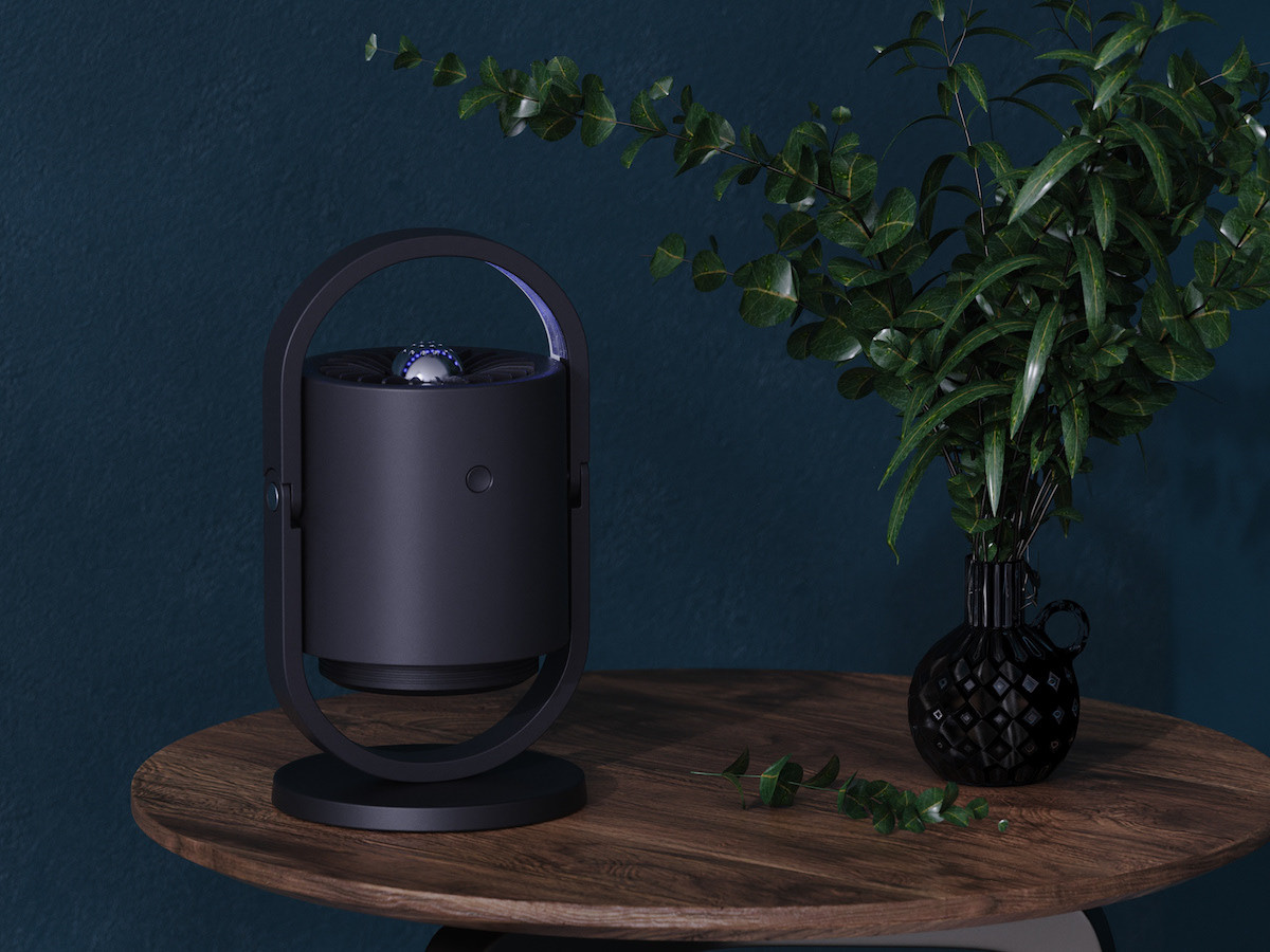 PUURFUN LIN Mosquito Killer Lamp prevents bug bites and adds ambient lighting
