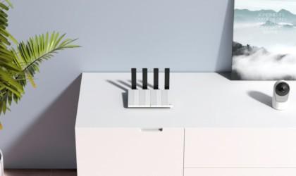 Piano Wi-Fi 6 Router