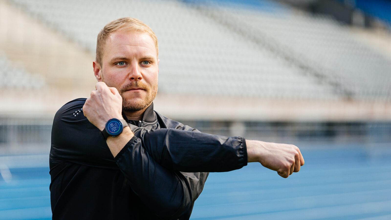 Polar Vantage V2 multisport smartwatch optimizes your training effort