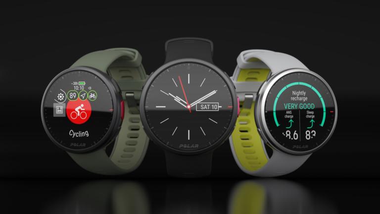 Polar Vantage V2 multi-sport smartwatch optimizes your training effort