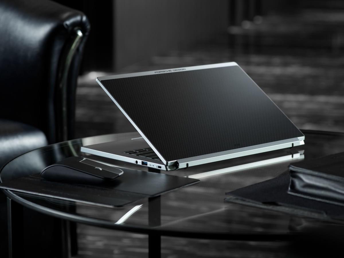 Porsche Design Acer Book RS laptop blends high-end tech with gorgeous design