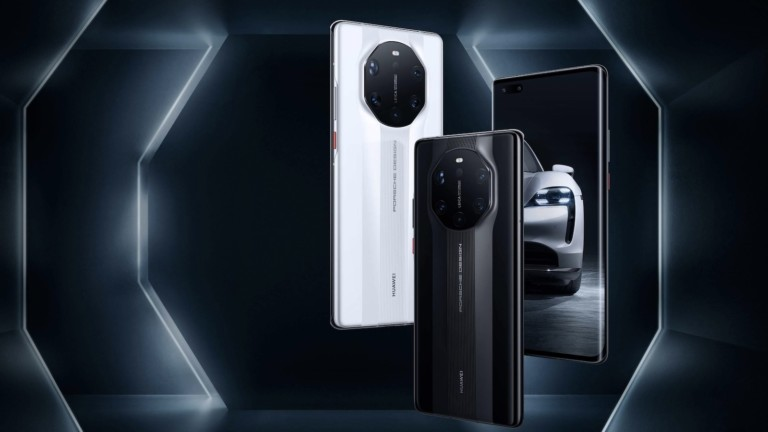 Porsche Design Huawei Mate 40 RS 5G smartphone embodies precision and speed