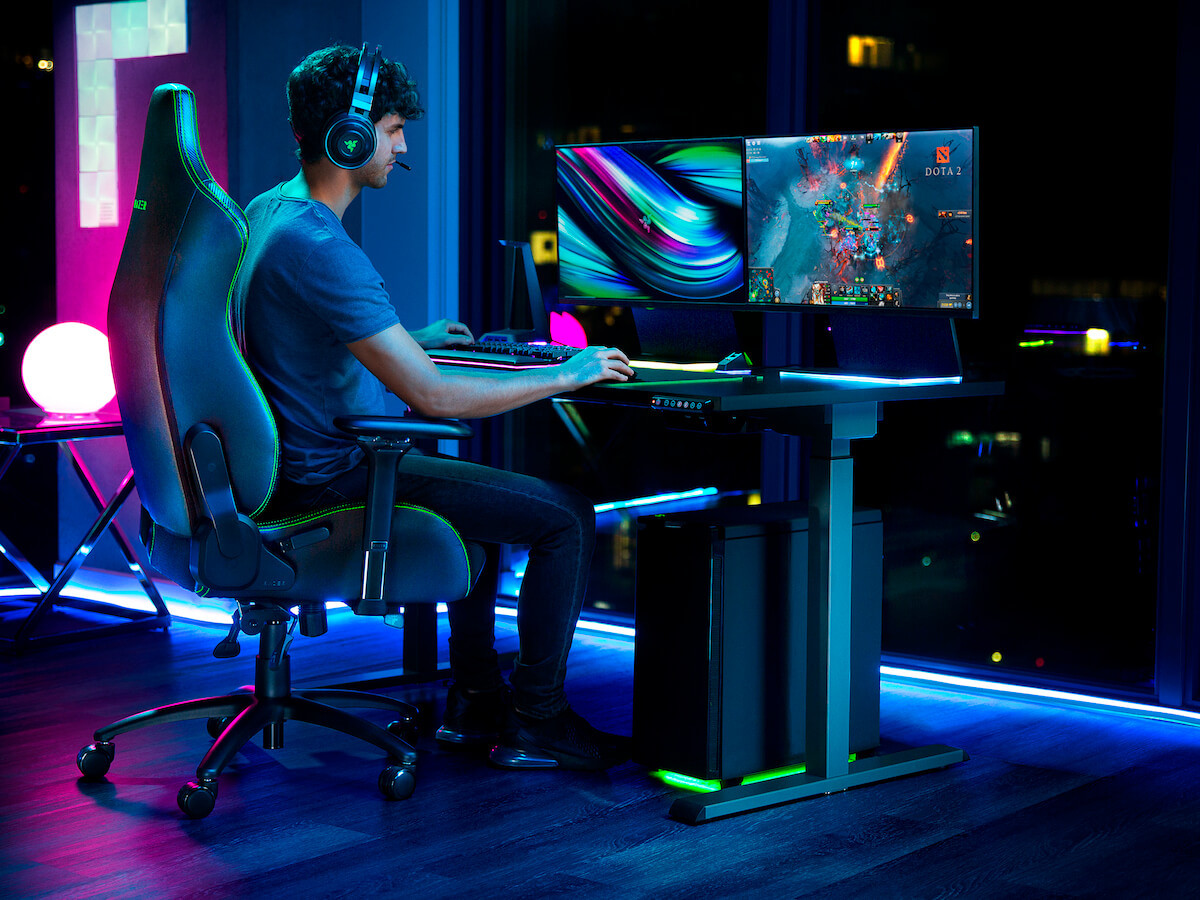 Razer Iskur lumbar-support gaming chair gives you posture-perfect gaming