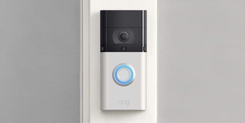 Ring Next-Generation Video Doorbell 3 Plus