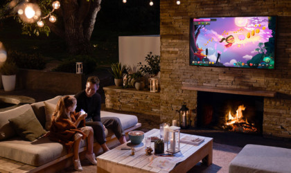 Samsung The Terrace QLED 4K Outdoor Smart TV