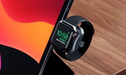 Satechi USB C Apple Watch Magnetic Charging Dock