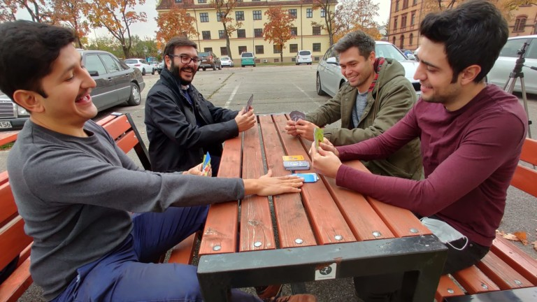 Social Responsibility the socially responsible card game you can play over and over