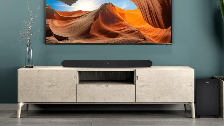 TCL Alto 6+ 2.1 Roku TV soundbar has specialized sound modes