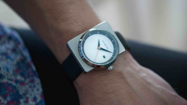 TELEMETRY Apollo Watch Mission Inspired Wristwatch