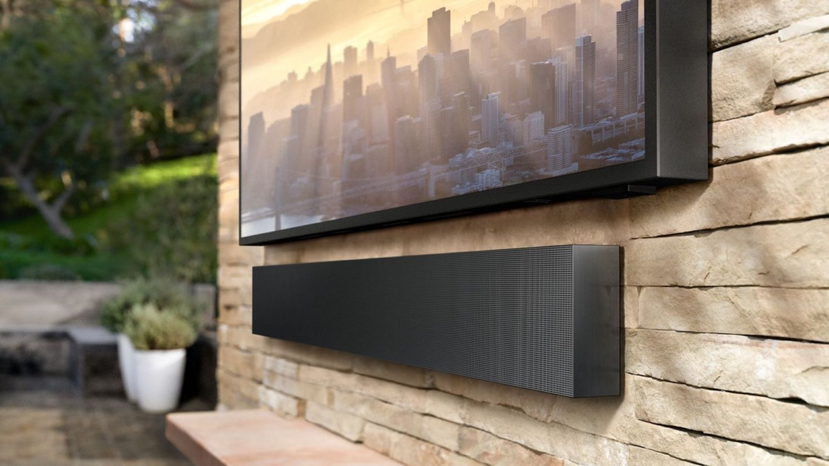 The most futuristic TVs out there: LG rollable, Samsung Terrace, and more