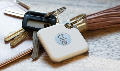 Tile Pro Keychain Bluetooth Tracker