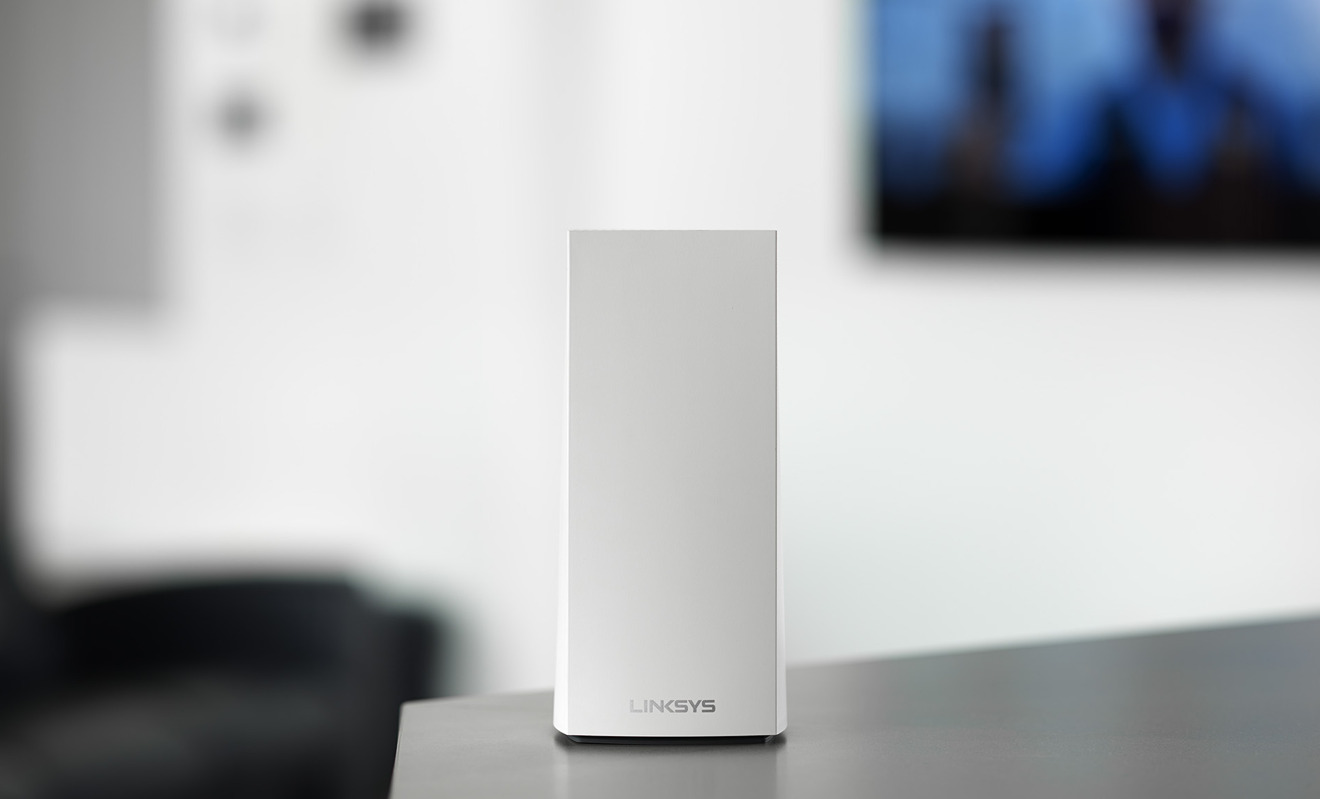 Linksys Velop AX4200 Tri-Band Mesh Wi-Fi 6 System can connect up to 120 devices