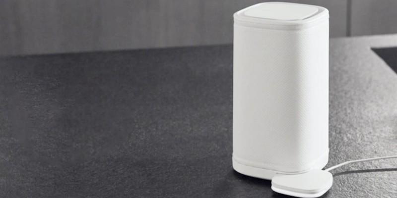 Vitesy Eteria filterless personal air purifier