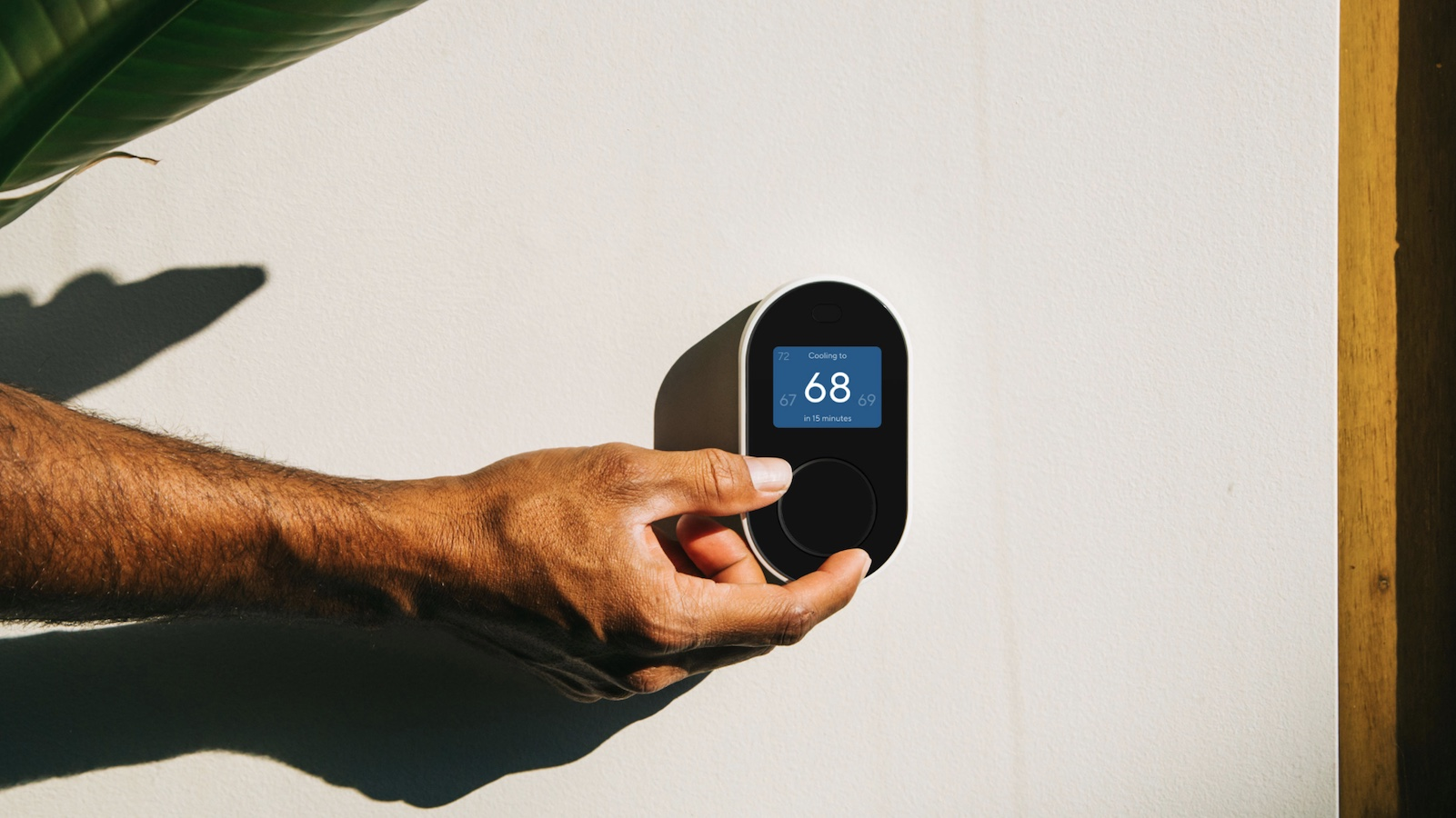 Wyze Thermostat smart heating and cooling system works with voice assistants