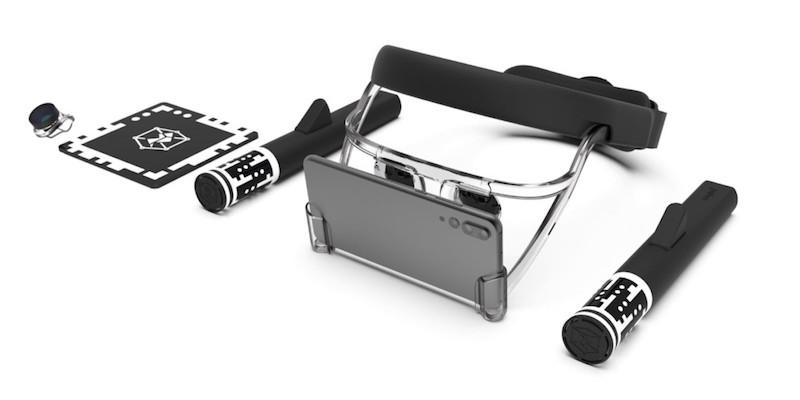 ZapBox Mixed Reality Solution