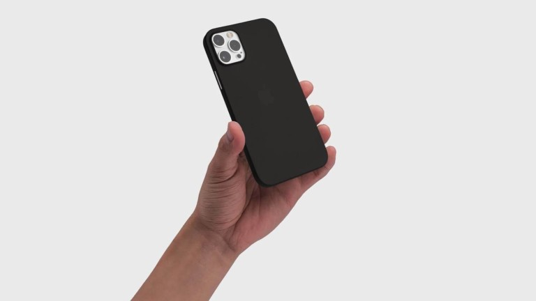 totallee iPhone 12 Pro Case protective cover is pocket-friendly