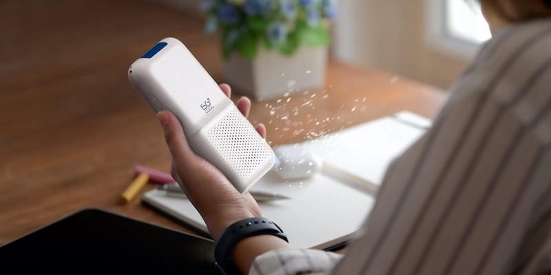 6GCool portable air purifier