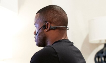 AfterShokz OpenComm Bone-Conduction Headset