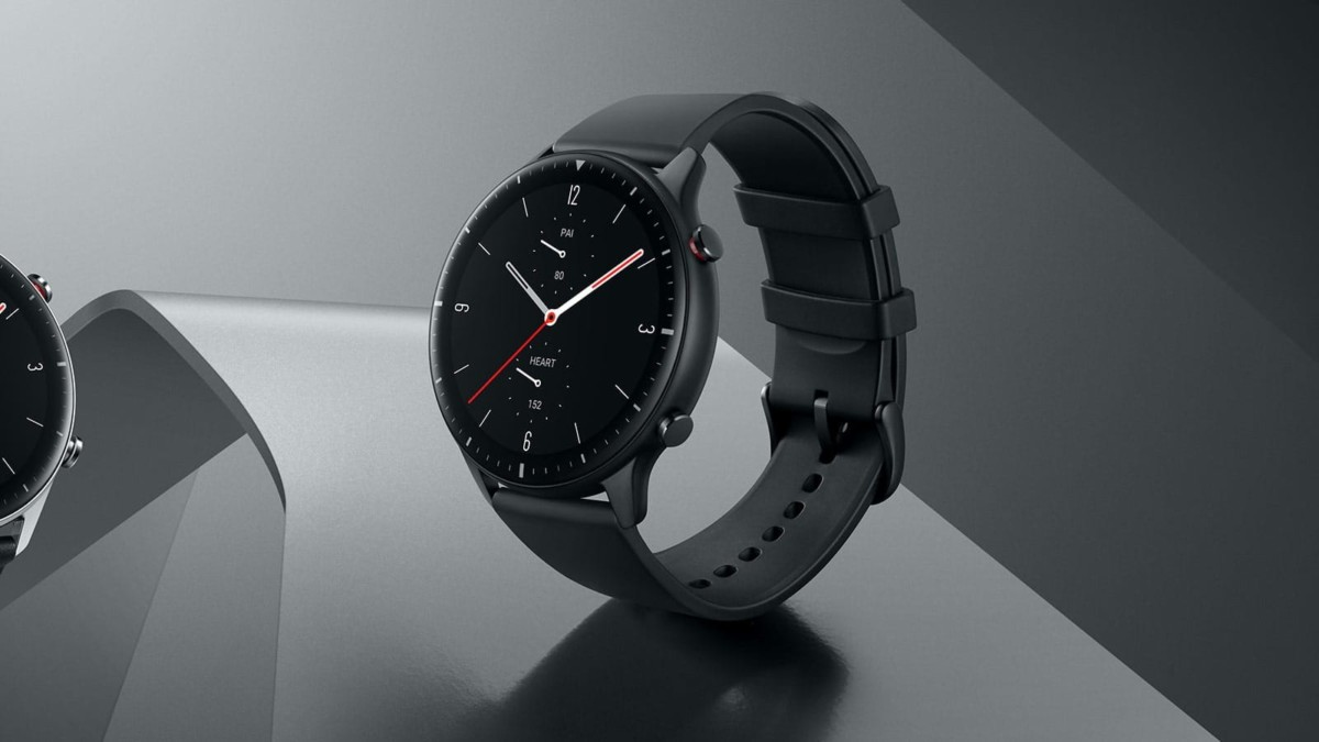 Amazfit GTR 2 smart health watch is equipped with the Huami BioTracker 2