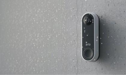 Arlo Essential Wire-Free Video Doorbell