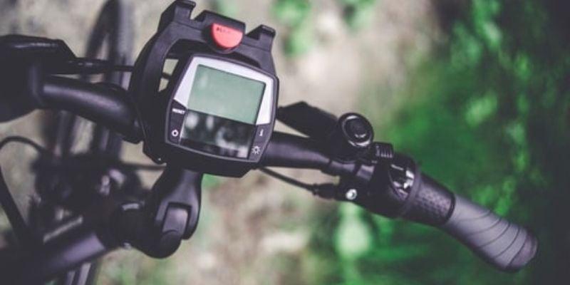 Bike GPS computer