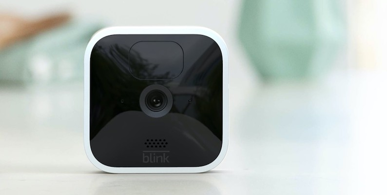 Blink Indoor Security Camera