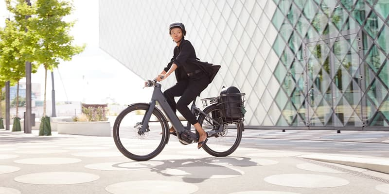 Canyon Precede ON CF 8 Series Electric City Bikes