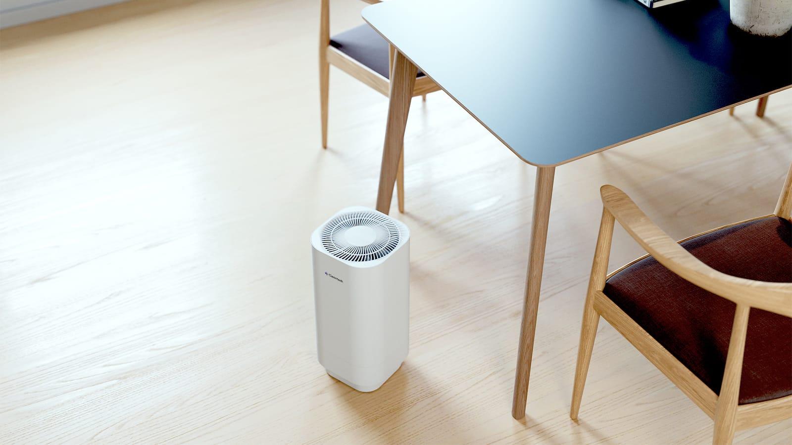 Clean-Tech Powerful & Safe UVC Air Purifier