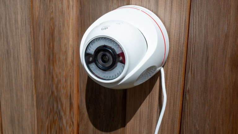EZVIZ C4W outdoor smart Wi-Fi camera features Active Defense with a light and siren